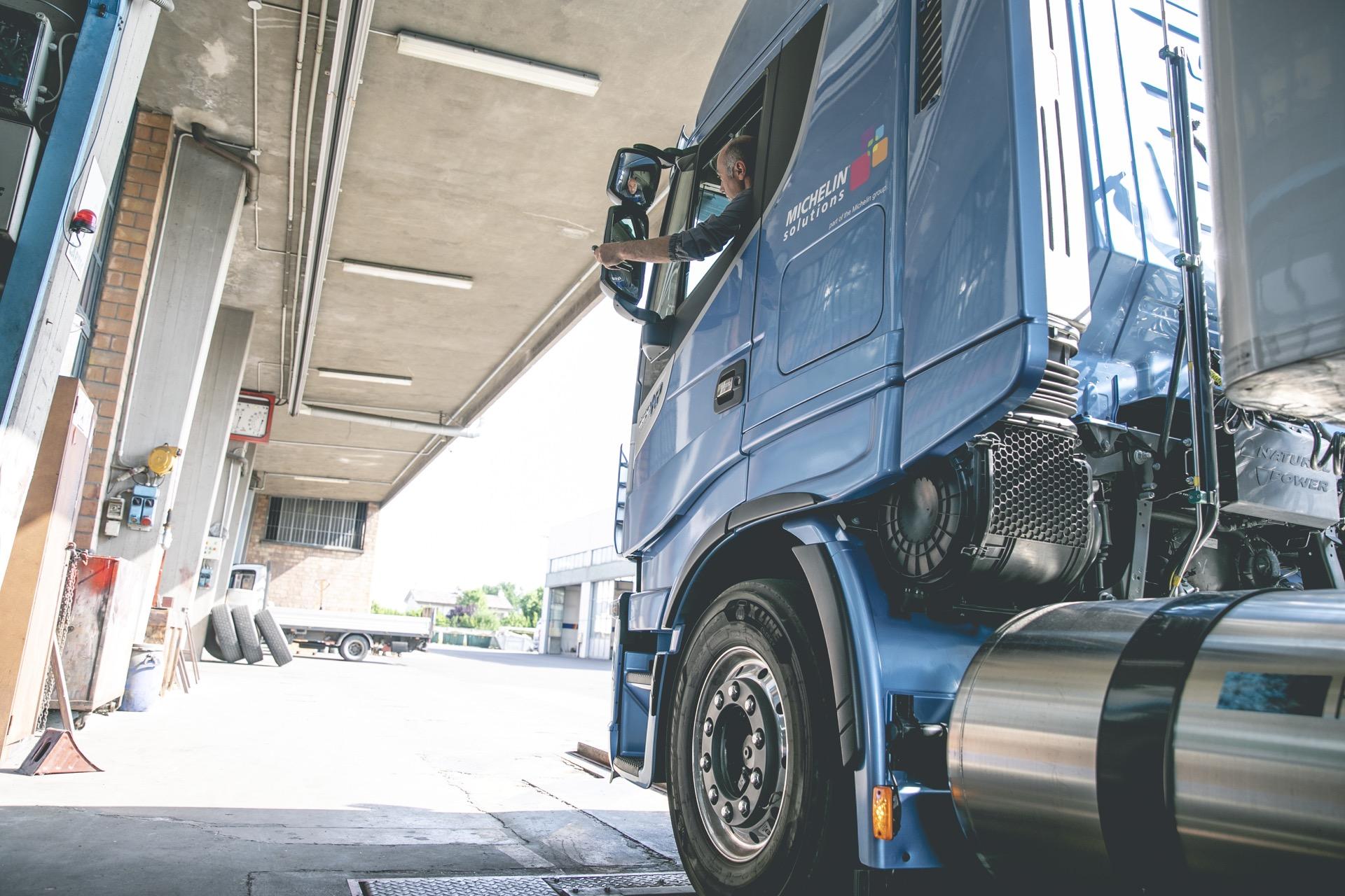 Soma Officina Cesena revisione autocarri banco freni